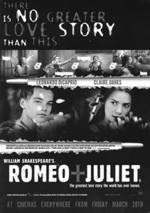 What destroys relationships? Refer to Romeo And Juliet?