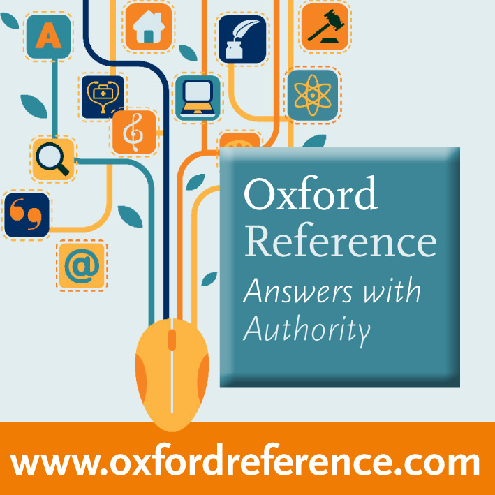 oxford reference answers with authority