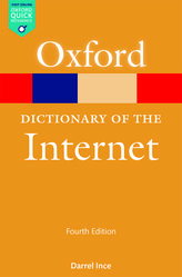 A Dictionary of the Internet (4 ed.)