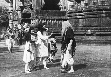 A snapshot from Raja Harishchandra/King Harishchandra, 1913