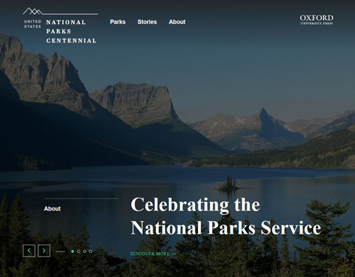 Celebrating the National Parks Service