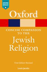 A Concise Companion to the Jewish Religion$