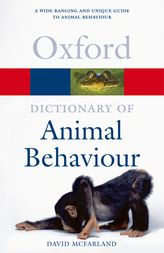 A Dictionary of Animal Behaviour$