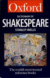 A Dictionary of Shakespeare$