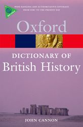 A Dictionary of British History$