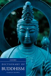 A Dictionary of Buddhism$