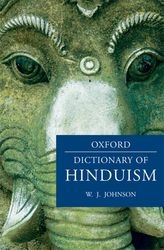 A Dictionary of Hinduism$