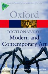 A Dictionary of Modern and Contemporary Art$