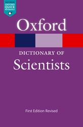A Dictionary of Scientists$