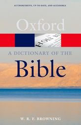 A Dictionary of the Bible$