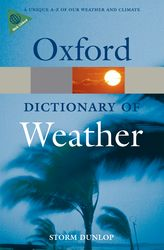 A Dictionary of Weather$