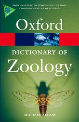 A Dictionary of Zoology$