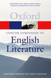 The Concise Oxford Companion to English Literature$