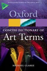 The Concise Oxford Dictionary of Art Terms$