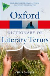 The Oxford Dictionary of Literary Terms$