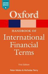 The Handbook of International Financial Terms$