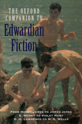The Oxford Companion to Edwardian Fiction$