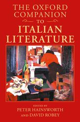The Oxford Companion to Italian Literature$