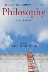 The Oxford Companion to Philosophy$