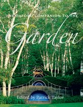 The Oxford Companion to the Garden$