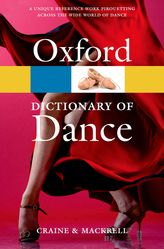 The Oxford Dictionary of Dance$