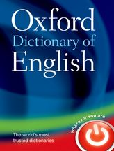 Oxford Dictionary of English$