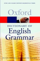 The Oxford Dictionary of English Grammar$