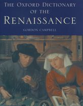 The Oxford Dictionary of the Renaissance$