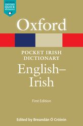Pocket Oxford Irish Dictionary: English-Irish