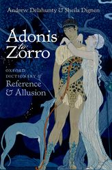 A Dictionary of Reference and Allusion