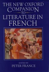 The New Oxford Companion to Literature in French$