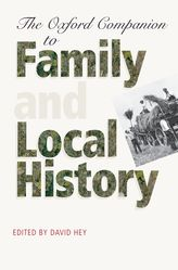 The Oxford Companion to Family and Local History$