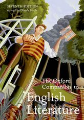The Oxford Companion to English Literature$