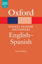 Pocket Oxford Spanish Dictionary: English-Spanish