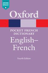 Pocket Oxford-Hachette French Dictionary: English-French