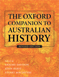 The Oxford Companion to Australian History$