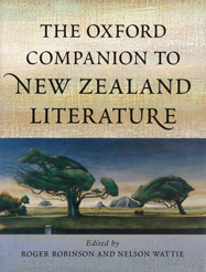 The Oxford Companion to New Zealand Literature$