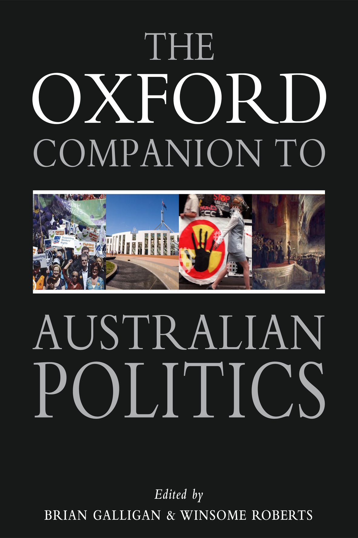 Oxford Companion to Australian Politics$