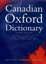 The Canadian Oxford Dictionary