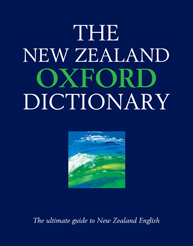 The New Zealand Oxford Dictionary$