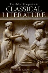 The Oxford Companion to Classical Literature$