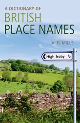 A Dictionary of British Place Names$