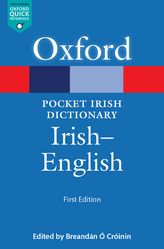 Pocket Oxford Irish Dictionary: Irish-English$