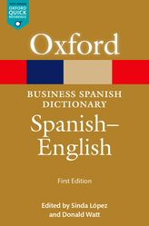 Oxford Business Spanish Dictionary: Spanish-English$