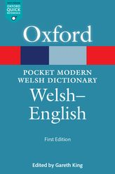 Pocket Modern Oxford Welsh Dictionary: Welsh-English