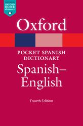 Pocket Oxford Spanish Dictionary: Spanish-English