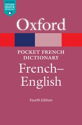 Pocket Oxford-Hachette French Dictionary: French-English$