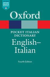 Pocket Oxford Italian Dictionary: English-Italian
