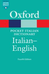 Pocket Oxford Italian Dictionary: Italian-English$