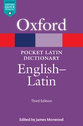Pocket Oxford Latin Dictionary: English-Latin$